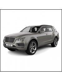 Bentley Bentayga 2016+