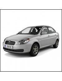Hyundai Accent (3rd gen MC) 2005-2011