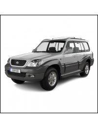 Hyundai Terracan Series