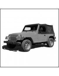 Jeep Wrangler (TJ) 1996-2007