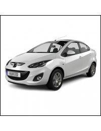 Mazda 2/Demio (3rd gen DE) 2007-2014