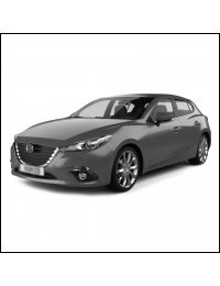 Mazda 3 (3rd gen BM, BN) 2013-2019