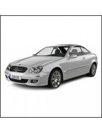 Mercedes CLK Class (W209) 2002-2010