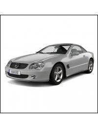 Mercedes SL Class (R230) 2001-2012