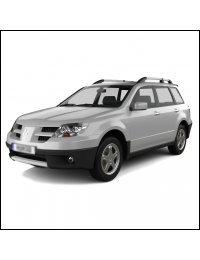 Mitsubishi Outlander (1st gen) 2001-2006