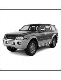 Mitsubishi Pajero/Shogun 1996-2008