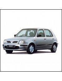 Nissan Micra (K11 facelift) 1998-2002