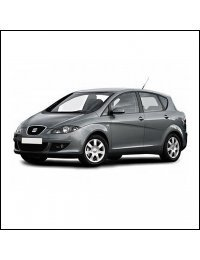 Seat Toledo (3rd gen Typ 5P) 2004-2009