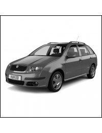 Skoda Fabia I (Typ 6Y) 2000-2007