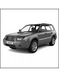 Subaru Forester (2nd gen SG) 2003-2008