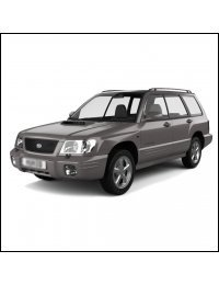 Subaru Forester (1st gen SF) 1997-2002