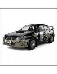 Subaru Impreza (2nd gen GD, GG) 2000-2007