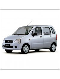 Suzuki Wagon R+ (2nd gen) 2000-2004