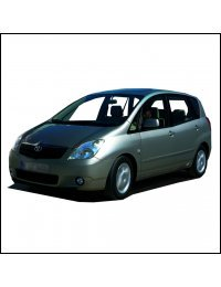 Toyota Corolla (E120) 2002-2006