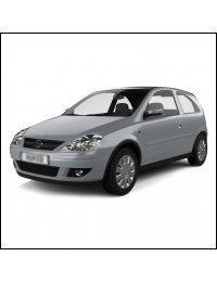 Vauxhall Corsa C 2000-2008