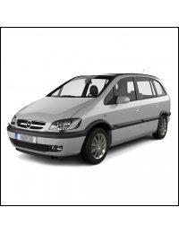 Vauxhall Zafira A 1999-2005