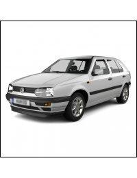 Volkswagen Golf III (A3 Typ 1H) 1991-1999