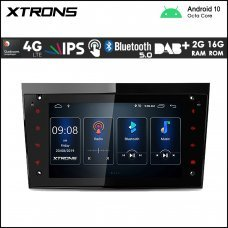 """Xtrons PSD70VXL Vauxhall/Opel/Holdan 7"""" Navigation Multimedia Player with Built-in DSP and 4G"""