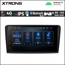 """Xtrons PSD80A3AL Audi A3/S3/RS3 8"""" Navigation Multimedia Player with Built-in DSP and 4G"""