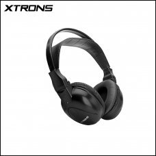 Xtrons DWH002S IR Wireless / Cordless Dual Channels Stereo Headphones