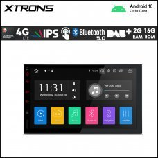 """Xtrons TA710L 7"""" Universal Navigation Multimedia Player with 4G and Wifi"""