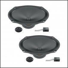Audison Prima APK 690 6x9 Speakers