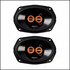 Edge EDST219-E6 6 x 9 Triaxial Speakers