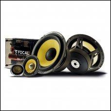Focal ES165 KX3 Elite K2 Power 3 Way Kit