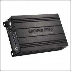 Ground Zero GZHA MINI TWO, Two Channel Mini Amplifier