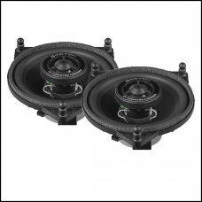 "Match UP X4MB-FRT 4"" Coax Speakers"