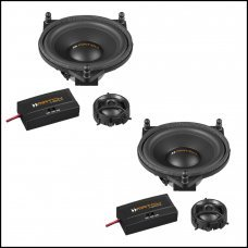 """Match UP C42MB-FRT 4"""" Components Speakers"""
