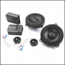 """Match UP C42BMW-FRT.1 E-Series 4"""" Component Speakers"""