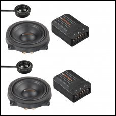 """Match UP C42BMW-FRT.2 F-Series 4"""" Component Speakers"""