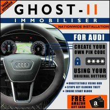 Autowatch Ghost 2 Immobiliser For Audi - Mobile Installation FREE £25 Amazon Gift Voucher