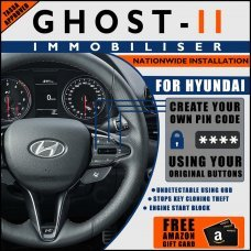 Autowatch Ghost 2 Immobiliser For Hyundai - Mobile Installation FREE £25 Amazon Gift Voucher