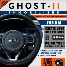 Autowatch Ghost 2 Immobiliser For Kia - Mobile Installation FREE £25 Amazon Gift Voucher