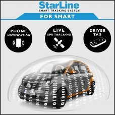 StarLine Smart Tracking Security For SMART Fully Fitted