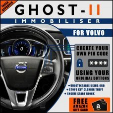 Autowatch Ghost 2 Immobiliser For Volvo - Mobile Installation FREE £25 Amazon Gift Voucher