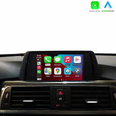 """BMW 1 Series F20 2017-2019 Wireless Carplay & Android Auto Interface for NBT EVO 4 6.5"""" Screen"""