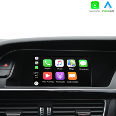 Audi A4/S4/RS4 2007-2009 Wireless Carplay & Android Auto Interface for MMI 2G High System