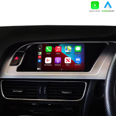 Audi A4/S4/RS4 2009-2015 Wireless Carplay & Android Auto Interface for MMI 3G Basic/High/Plus