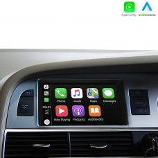 Audi A6/S6/RS6 2005-2009 Wireless Carplay & Android Auto Interface for MMI 2G High System