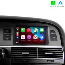 Audi A6/S6/RS6 2009-2011 Wireless Carplay & Android Auto Interface for MMI 3G Basic/High