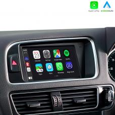 Audi Q5 2009-2015 Wireless Carplay & Android Auto Interface for MMI 3G Basic/High/Plus