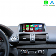 """BMW 1 Series E87 2004-2009 Wireless Carplay & Android Auto Interface for CCC 8.8"""" Screen"""