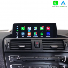 """BMW 1 Series F20 2011-2013 Wireless Carplay & Android Auto Interface for CIC 8.8"""" Screen"""