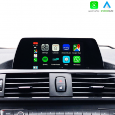 """BMW 4 Series F32 2017-2019 Wireless Carplay & Android Auto Interface for NBT EVO 6.5"""" Screen"""