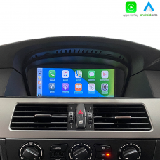 """BMW 5 Series E60 2003-2009 Wireless Carplay & Android Auto Interface for CCC 8.8"""" Screen"""