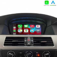 """BMW 5 Series E60 2009-2011 Wireless Carplay & Android Auto Interface for CIC 6.5""""/8.8"""" Screen"""
