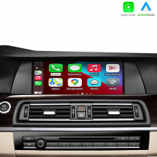 """BMW 5 Series GT F07 2009-2012 Wireless Carplay & Android Auto Interface for CIC 10.2"""" Screen"""